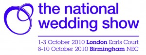 National Wedding Show 2010 Dates